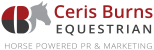 Ceris Burns Equestrian Logo